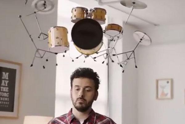 Alamaula – Bateria – Mezcla de sonido / Musica original