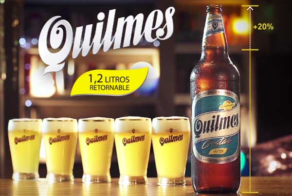 Quilmes – 1200ml – Musica original