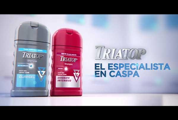 Triatop – Mezcla de sonido / Musica original